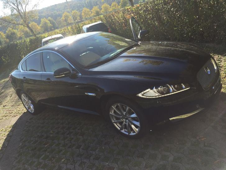 Jaguar XF 2.0 Turbo Jaguar 3