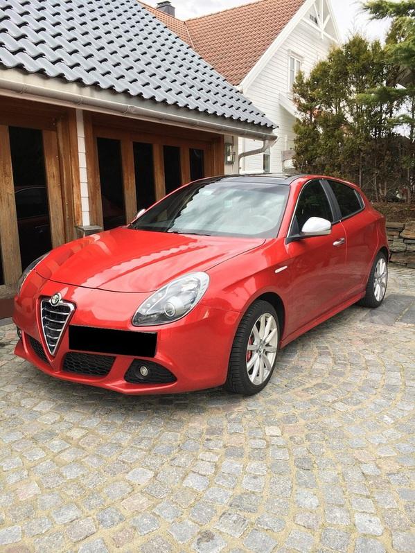 Alfa Romeo Giulietta 1,4 TBI Alfa Romeo 1