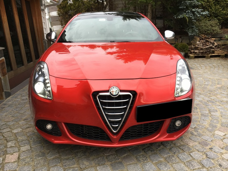 Alfa Romeo Giulietta 1,4 TBI Alfa Romeo 3