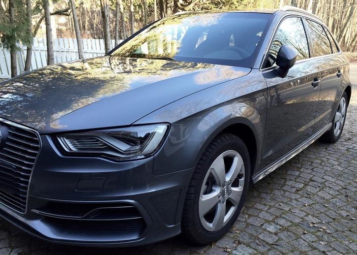 Audi A3 e-tron  Audi 3