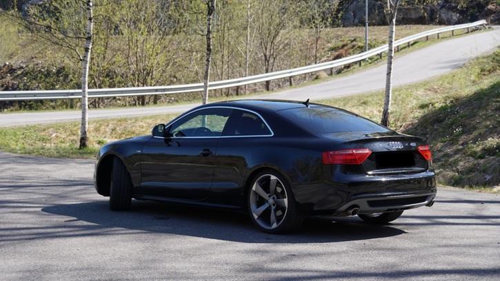 Audi A5  2.7 V6 TDI M-Tronic Audi 1