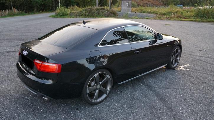 Audi A5  2.7 V6 TDI M-Tronic Audi 2