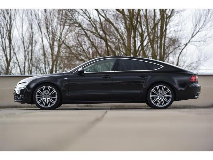 AUDI A7   3.0 V6 TDI BiT quat. T-Tronic Audi 2