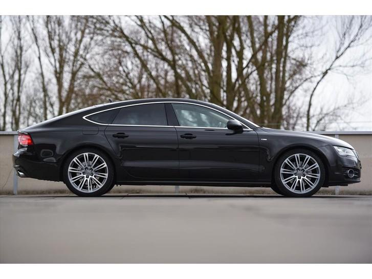 AUDI A7   3.0 V6 TDI BiT quat. T-Tronic Audi 3