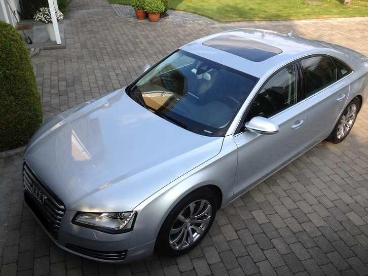 Audi A8 3,0 TDI quattro Audi 1