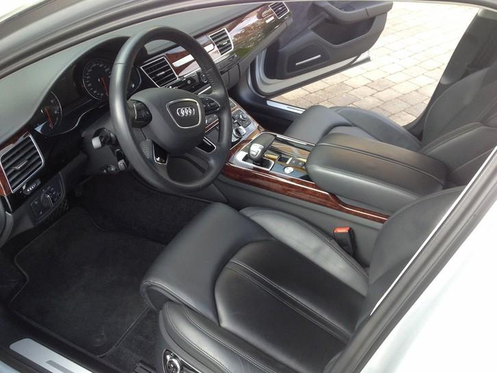 Audi A8 3,0 TDI quattro Audi 2