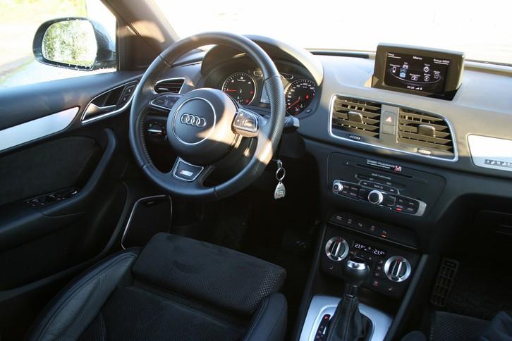 Audi Q3  2.0 TDI 177 quattro S-Tronic Audi 3