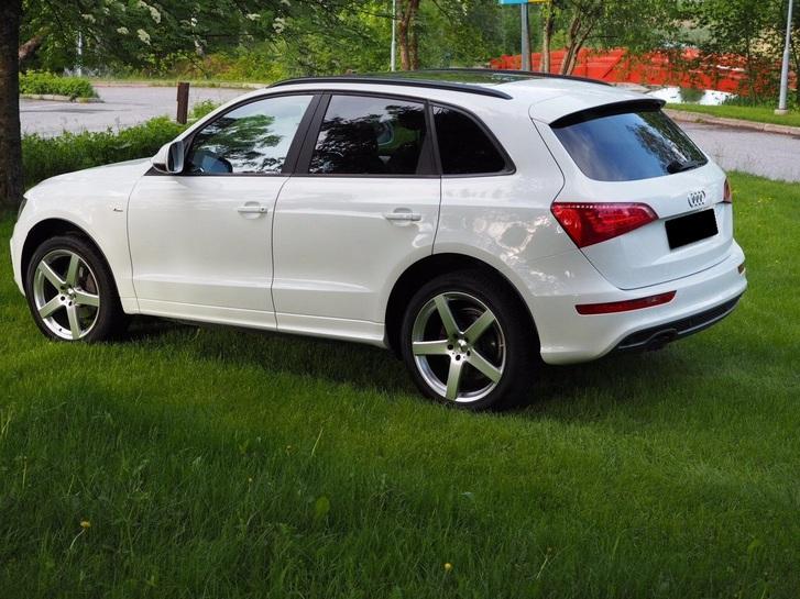 Audi Q5  2.0 TDI quattro Audi 3