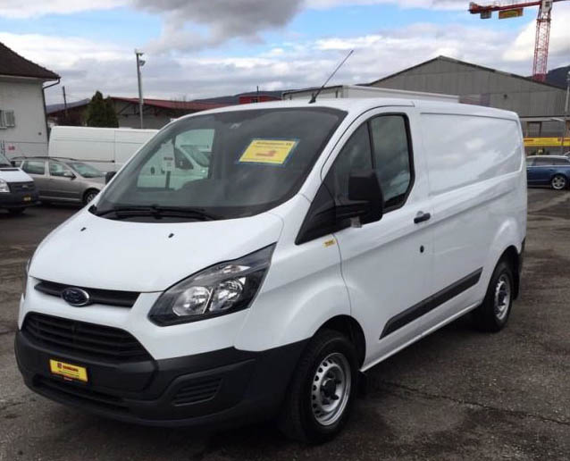 Ford Transit Ford 1