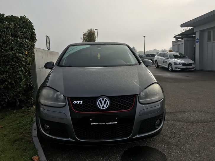 WV Golf VW 1
