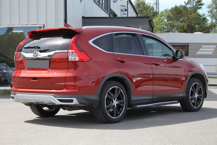 Honda CR-V 1.6 i-DTEC Executive 4WD Honda 3