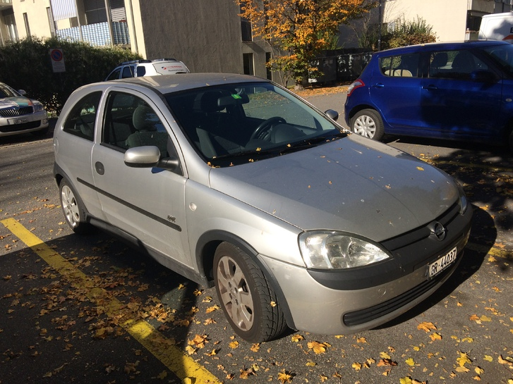 Opel Corsa 1.4 Sport Opel 1