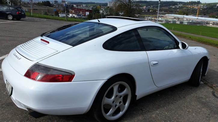 PORSCHE CARRERA 4 gepflegt 3 Hand Porsche 2