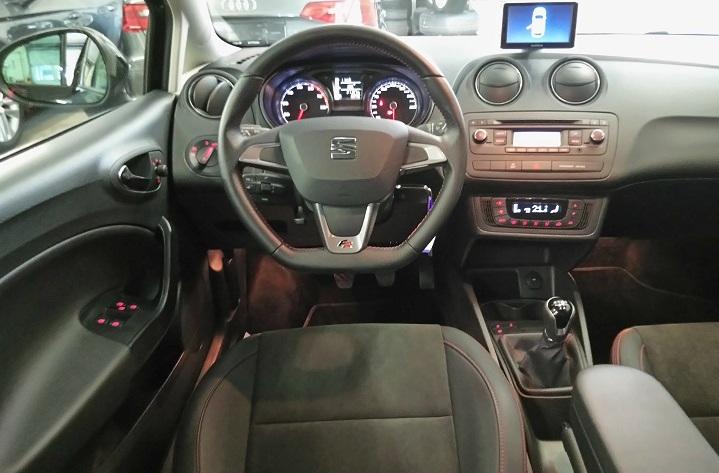 SEAT Ibiza 1.2 FR Line BLACK PACK Seat 3
