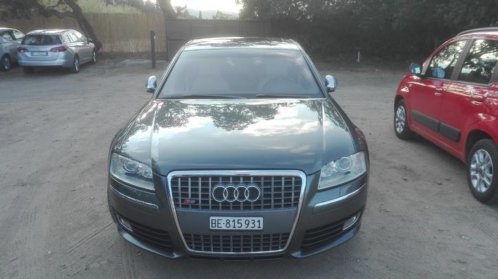 audi s8 v10 Audi 1