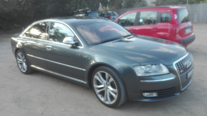 audi s8 v10 Audi 2