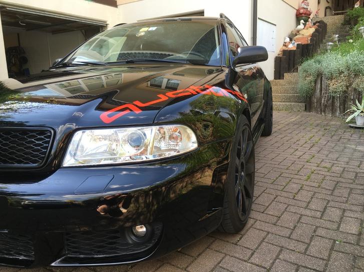 Audi RS 4 Audi 1