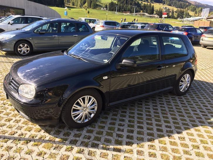 VW Golf 1.6 Comfortline ab MFK VW 1