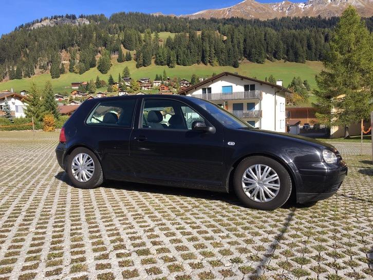 VW Golf 1.6 Comfortline ab MFK VW 2