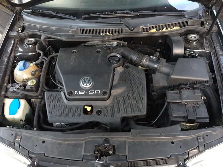 VW Golf 1.6 Comfortline ab MFK VW 4
