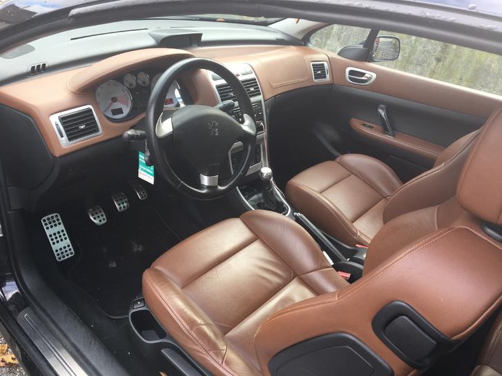 Peugeot 307 Cabrio Sport Peugeot 4