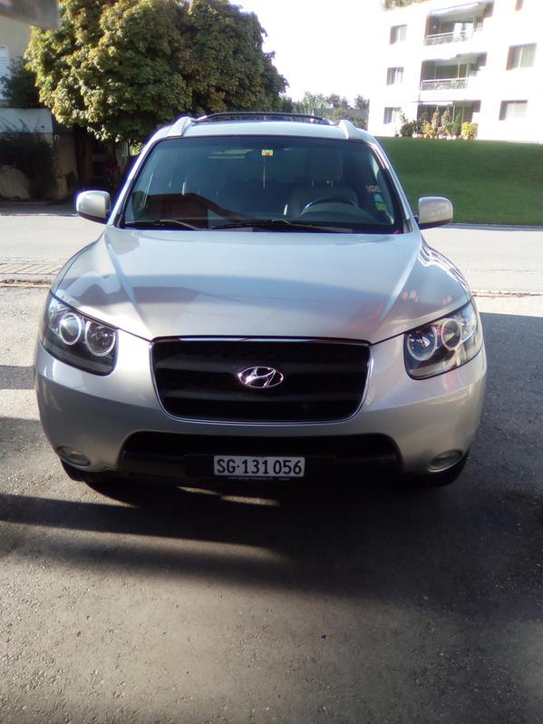 Hyundai Santa Fe 2.7 4WD Hyundai 1