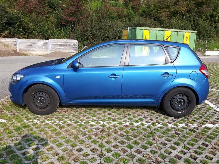 Kia Ceed Audi 1