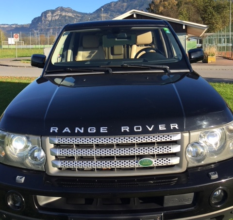RANGE ROVER SPORT 3.6 TDV8 Land Rover 1