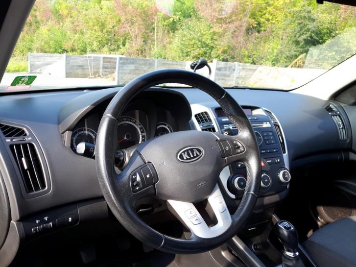 Kia Ceed Audi 3