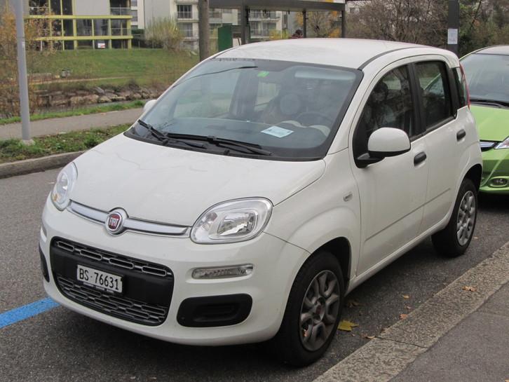 Erdgas/Benzin,7200km,2016,PANDATurbo 0.9TwinAirNP Easy 8Pneu Fiat 1