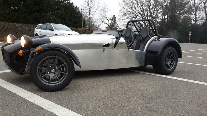 Caterham 7 R300 Superlight Caterham 2