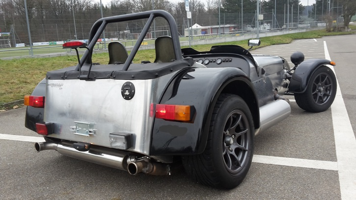 Caterham 7 R300 Superlight Caterham 3