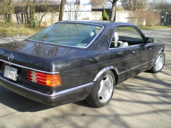 500 SEC  Veteran Mercedes 4