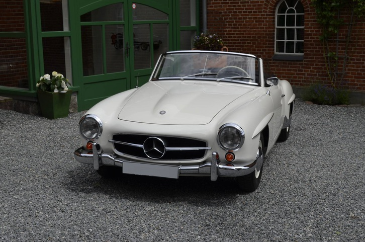 1958 Mercedes Benz 190 SL Mercedes 1