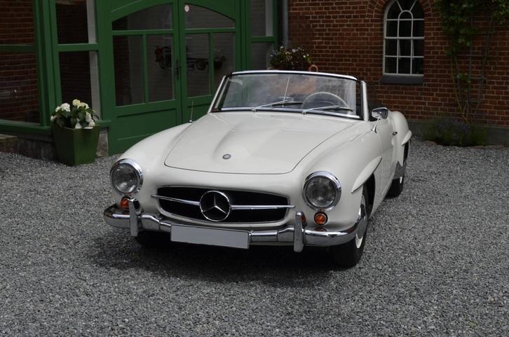 1958 Mercedes Benz 190 SL Mercedes 1