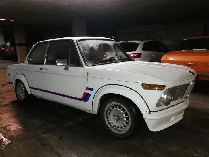 BMW BMW 1600 ti 1969, BMW 1