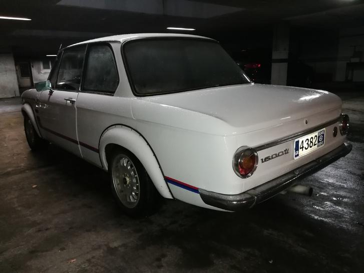 BMW BMW 1600 ti 1969, BMW 2