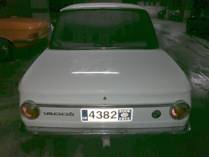 BMW BMW 1600 ti 1969, BMW 4