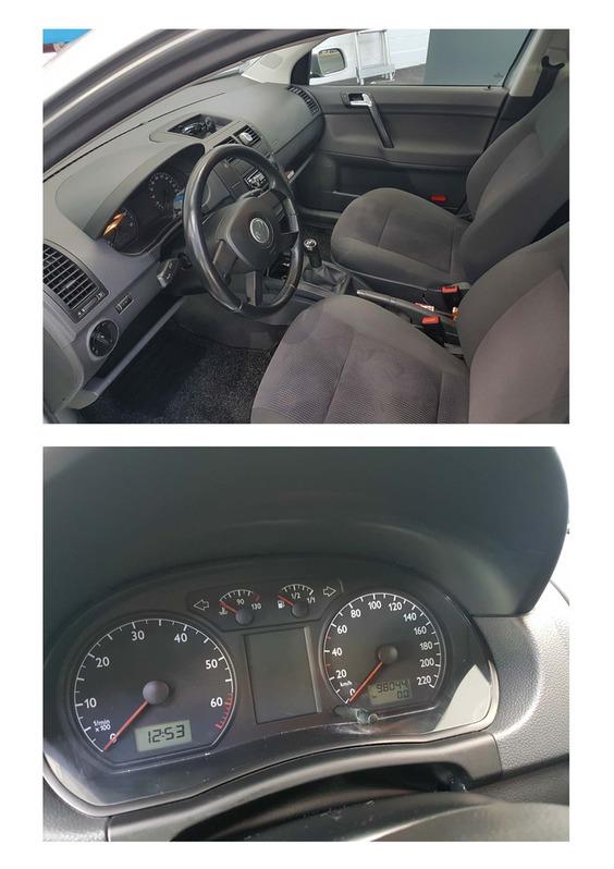 Occasion VW Polo 1.4 16V Comfort, mit MFK 04.18, Service und Zahnriemen neu VW 4