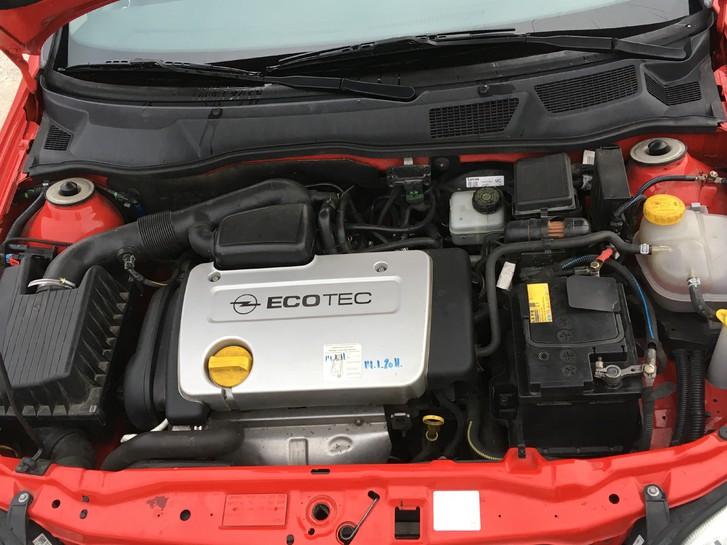 Rostfreier Opel Astra 1.4lt 16V Caravan (Kombi) ab MFK Opel 3