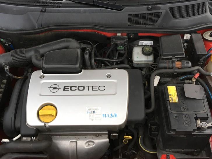 Rostfreier Opel Astra 1.4lt 16V Caravan (Kombi) ab MFK Opel 4