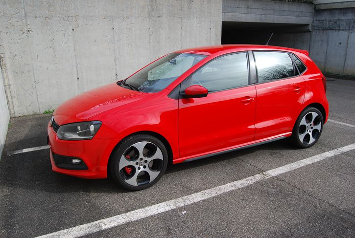 VW Polo GTI 1.4 TSI VW 1