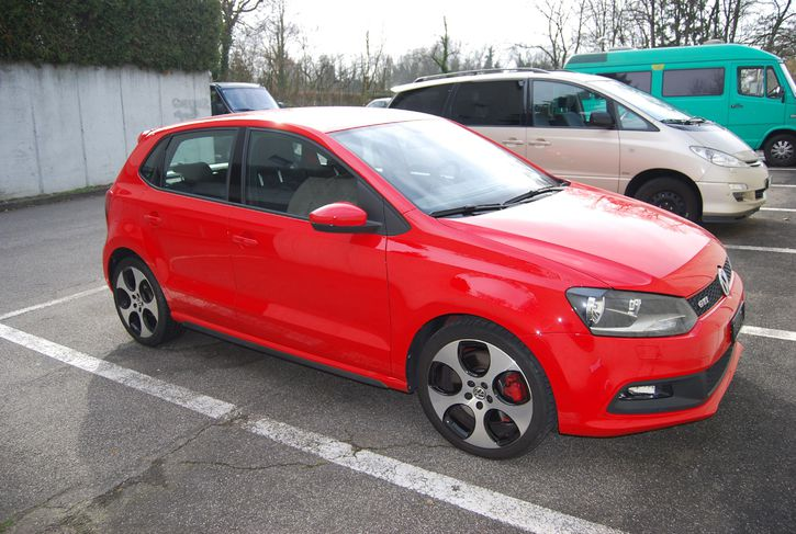 VW Polo GTI 1.4 TSI VW 2