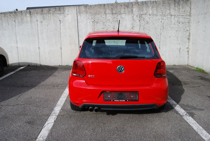 VW Polo GTI 1.4 TSI VW 3