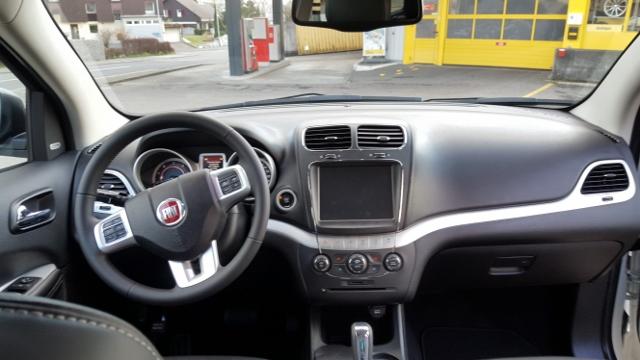 FIAT FREEMONT 2.0 JTD 170 Lounge 4x4 (Kombi) Fiat 3