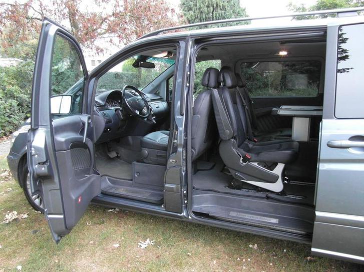 Mercedes-Benz Viano 3.0 CDI Mercedes 4