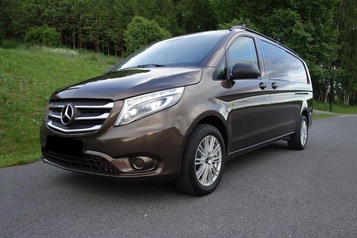Vito V119  Mercedes-Benz 1