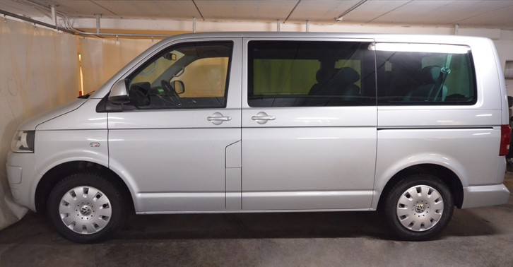 VW Caravelle VW 4