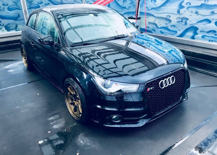 Audi a1 Sline Audi 1