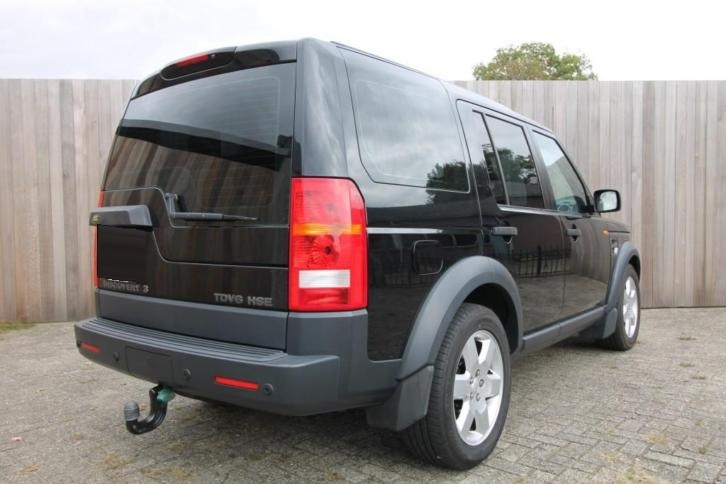Land rover DISCOVERY Tdv6 HSE 7 Pers. Land Rover 4